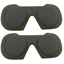 Игровая VR крышка объектива Аксессуары для глаз Защитная гарнитура коврик против царапин пыленепроницаемый рукав моющийся чехол для Oculus Rift S