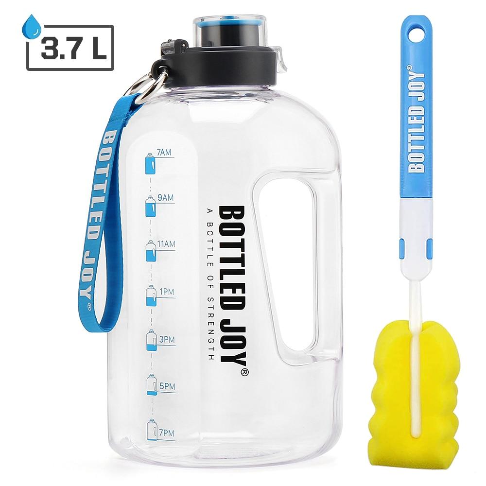 Бутылка для питьевой воды объемом 3,7 л, 2,5 л, 1,5 л