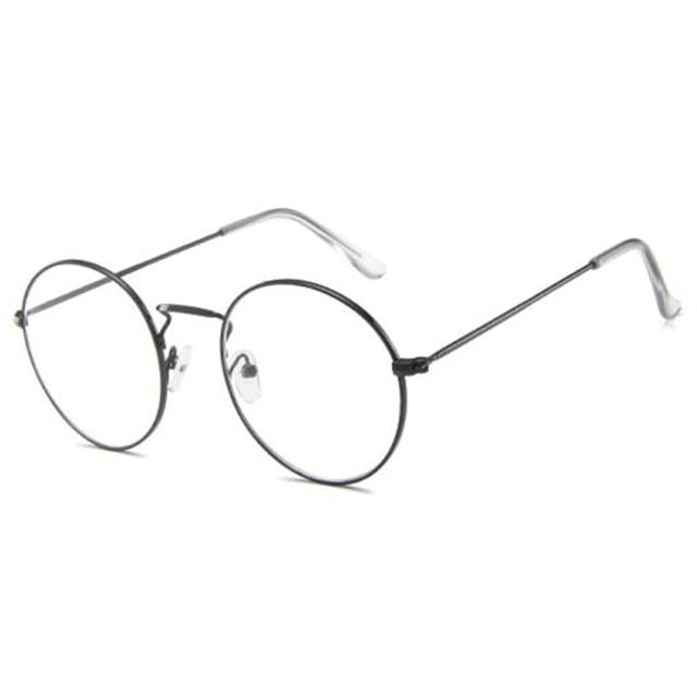 DCM Vintage Retro Round Sunglasses Women Ocean Color Lens Men's Sun Glasses Metal Frame Circle Glasses Oculos UV400