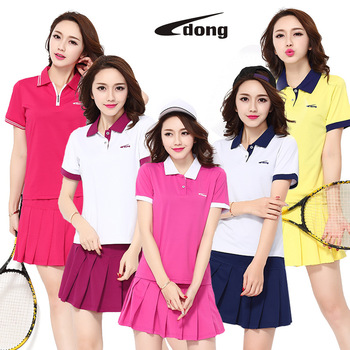 Jingdong Summer Sports podzielona spódnica damska do biegania szybkoschnący pół długości lotka tenisowa krótka spódniczka oddychająca fałszywa Two-Pi tanie i dobre opinie