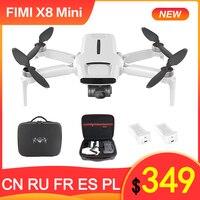FIMI x8 Mini 250g-Class 4K HD 3-Achsen Gimbal Kamera Dorne 30 Minuten 8KM Fernbedienung 5G Wifi GPS Drone RC Quadcopter Hubschrauber