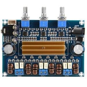 A2.1 TPA3116 2.1 amplificateur Hi-Fi voiture amplificateur Audio numérique 50Wx2 + 100W TPA3116 maison pour haut-parleur