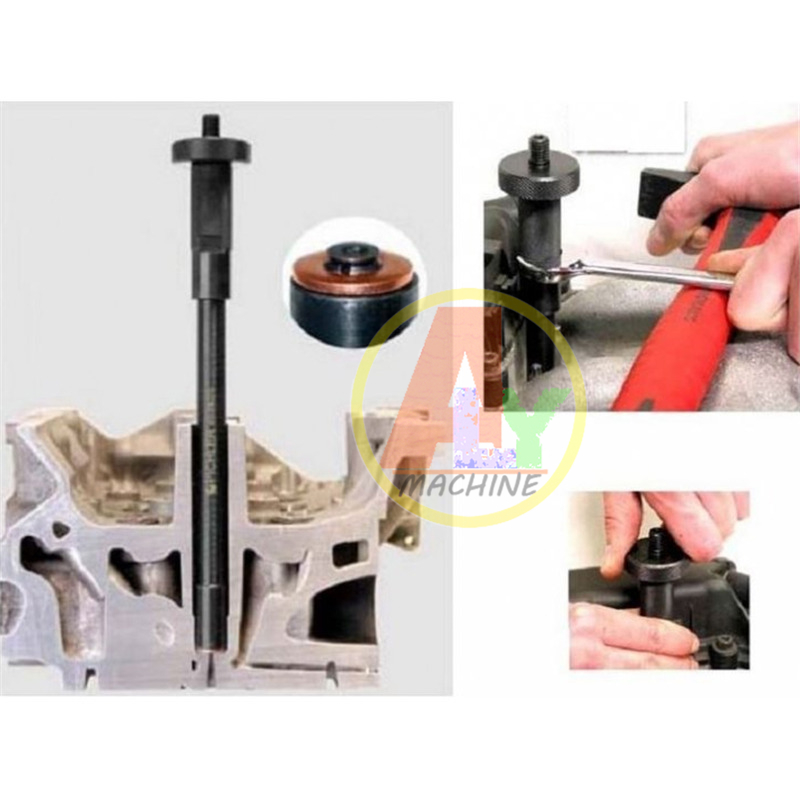 Diesel Common Rail Injector Seal Copper Washer Ring Gasket Dismanting Remove Tool