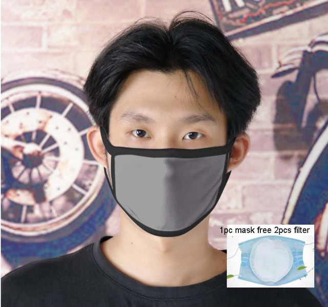 Custom Adult/Kids Mouth Mask Custom Printing LOGO mask filter Windproof Mouth-muffle bacteria proof Flu Face masks Care Children 1