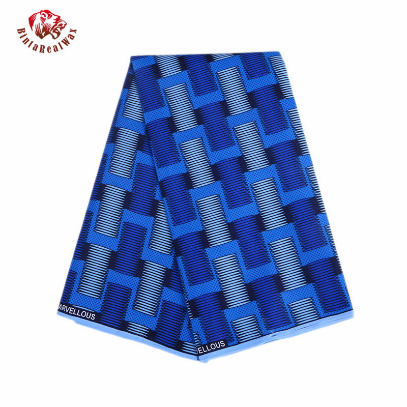 2019-Polyester-Wax-Prints-Fabric-2019-Ankara-new-bintareal-waxHigh-Quality-6-yards-African-Fabric-for