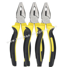 цена на Electrician Combination Pliers Wire Cable Cutter Plumbing Long Nose/ Flat Nose/ Diagonal Pliers 108G Combination pliers