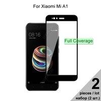 Vetro di protezione Per Xiaomi Mi A1 ( Mi 5X) piena Copertura In Vetro Temperato Per Xiaomi Mi A1 / Mi 5X
