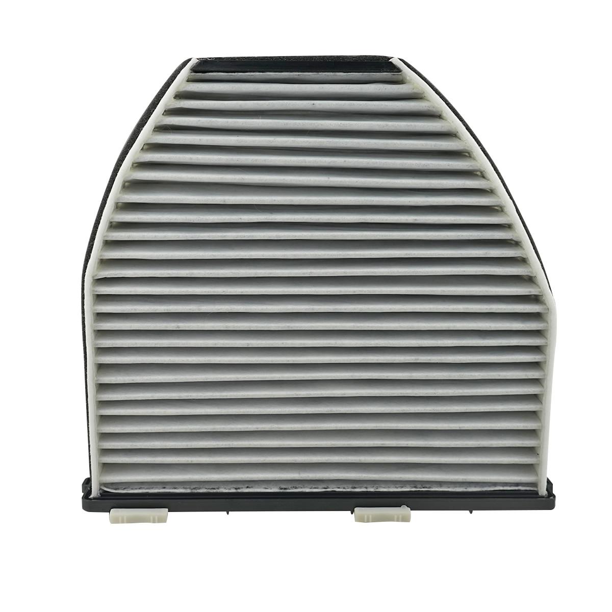 Car Cabin Filter For Benz w / c / S204-c Class, Wc / S212-e-class a / C207-e Class X204-glk300/glk350 W204 C204 2048300518