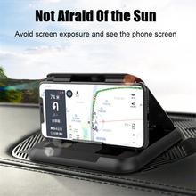 Auto Center konsole Telefon Halter Dashboard Cell Car Telefon Halterung für 3 0-7 0 inch GPS navigator Und Amartphones cheap FY-UU Other Auto-Konsole