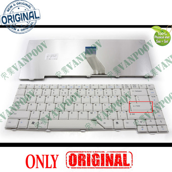 Teclado para ordenador portátil, para Acer Aspire 4210 4220 4520 4710 4720...