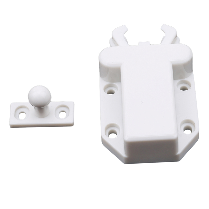 Beetles Shape Plastic Push To Open Drawer Cabinet Catch Touch Latch Release Kitchen Cupboard Door Furniture Accessories