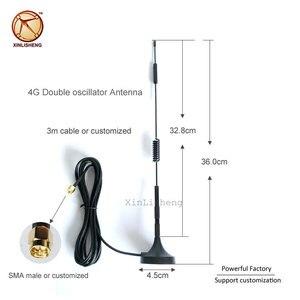 Image 3 - Le plus chaud Gsm Gprs Lte 4g pleine bande passante Omni Hd Cb antenne 10dbi antenne magnétique 4g Modem antenne navigateur Garmin antenne wifi