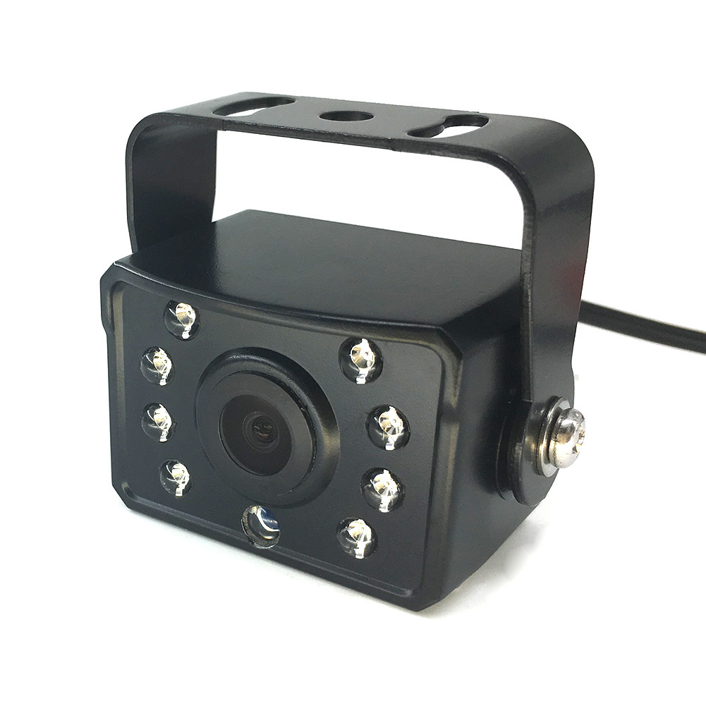 Bus Truck Van Reaping Machine Universal Rearview Camera Rear View Image Night Vision High-definition Waterproof 12v24v