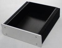 All Aluminum Power Supply Case DAC Decoder Class A Amplifier DIY Chassis WA92