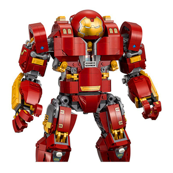 10833 The Hulkbuster Ultron Edition Marvel Series Building Blocks Boys Gifts Children Toys Compatible With 76105