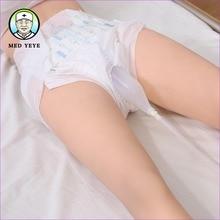 Коллектор мочи с четырьмя различными полостями подходит для мужчин и женщин с 3 шт подгузников для дневного и ночного использования