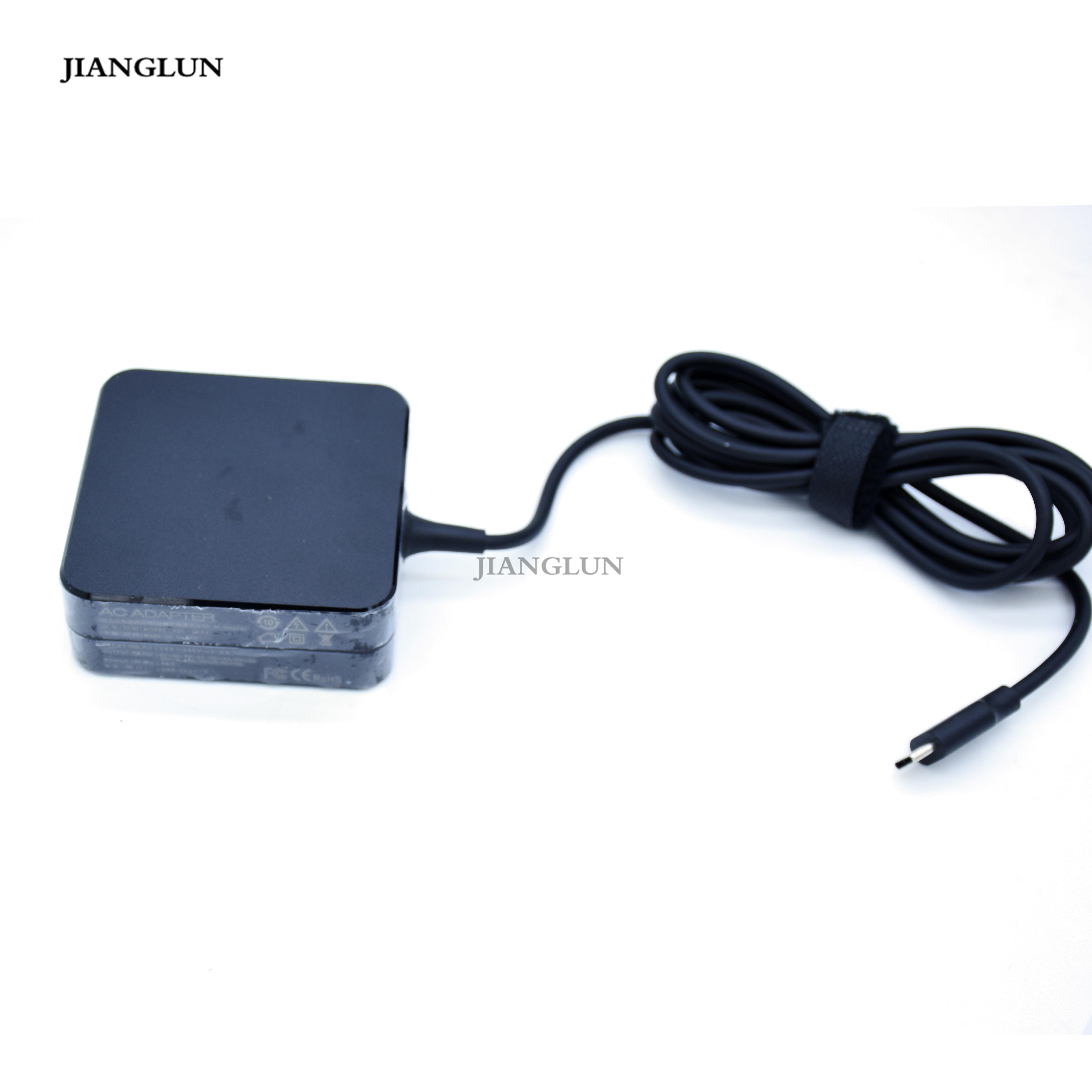 JIANGLUN Laptop USBC Charger For HP Spectre X360 Convertible 13-ae054TU