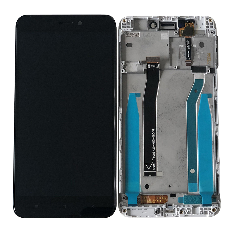 """Hcfc2367789d741d18d8aafa942d21066m Original M&Sen For 5.0"""" Xiaomi Redmi 4X LCD Screen Display+Touch Panel Digitizer With Frame For Redmi 4X Display Support 10Touch"""
