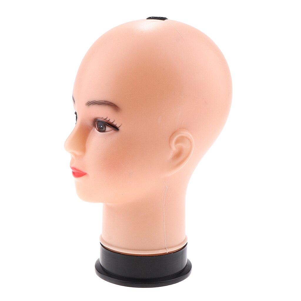 Прочная пластиковая модель головы, парики для волос, подставка для головы, манекен, многофункциональная стойка для шляп