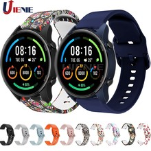 Correa de silicona para reloj inteligente Xiaomi Mi, banda deportiva de 22mm con edición deportiva a Color para Huami Amazfit gtr 2e