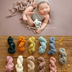 Wool Baby Wrap Newborn Props f
