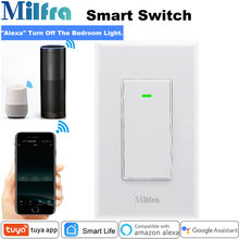 Milfra wifi смарт переключатель нейтральный провод требуется