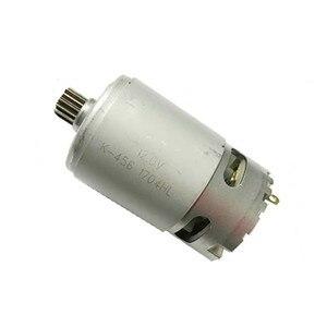 Image 2 - 15 diş DC Motor değiştirme için 10.8V 12V BOSCH GSR 1080 2 Li TSR1080 2 LI GSR1200 2 LI GSR1080 2 LI akülü matkap sürücüsü