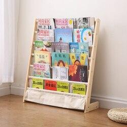 رفوف كتب للأطفال ، إطارات صور للأطفال ، هبوط خشب متين ، أطفال رياض الأطفال ، رفوف ، رفوف ألعاب.
