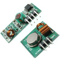 Dc 5 v 4ma 433.92 mhz XD FST XD RF 5V 무선 송신기 수신기 모듈|무선 모듈|가전제품 -