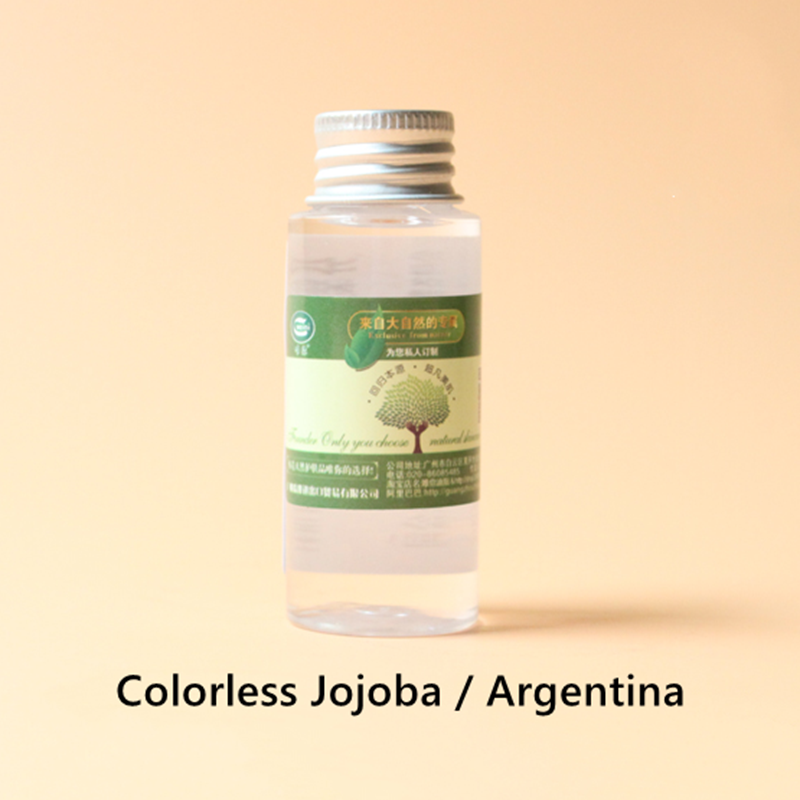Купить с кэшбэком Colorless and transparent jojoba oil Argentina, moisturizing, sunscreen and anti-aging, whitening and hydrating to enhance resis