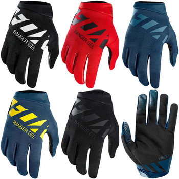 2021 Fashion Motorcycle Gloves BMX MTB Cycling Gloves Dirt Bike Bicycle Gloves Motorbike Racing Riding Sport Motocross Gloves boodun 4 10 years old kids full finger cycling gloves skate sport mtb riding bmx mountain bike bicycle gloves for boys and girls