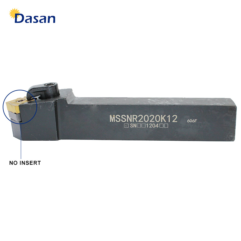 MSSNR2020K12 MSSNR2525M12 20mm 25mm Turning Tool Holder Tools Lathe Cutter For SNMG