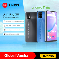 [In Stock] UMIDIGI A11 Pro Max Global Version Android 11 6.8 1
