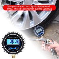 Hohe Präzision Digitale Reifen Manometer Auto Fahrrad Motorrad Reifen Tester Luft PSI Meter 1/8NPT Großhandel Schnelle lieferung CSV Reifendruck-Monitorsysteme    -