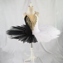 Профессиональная балетная пачка для детей балерины для девочек и взрослых пачка танцевальные костюмы балетное платье для девочек