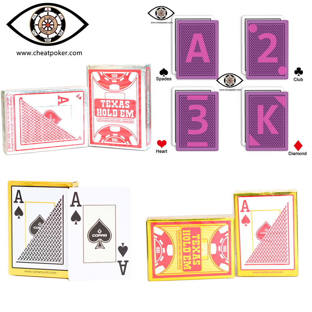 copag-perspective-marked-cards-for-lensesinvisible-infrared-ink-mark-texas-holdem-magic-show-marked-anti-cheat-font-b-poker-b-font