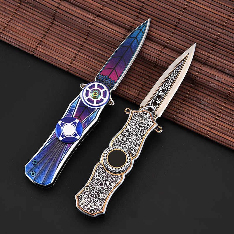 Camping faca tático arma escondida segurança do campo pessoal self defense Lâmina selfdefense Multifuction Ferramenta de Sobrevivência Militar