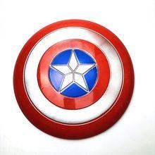 Marvel avenger super herói crianças cosplay capitão américa figura de ação cosplay propriedade brinquedo escudo