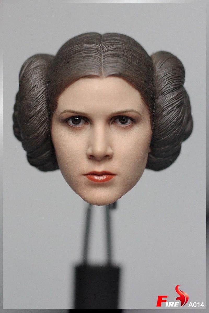 "AFIRE A012 1//6 Female Princess Leia New Hope Collectible 12/"" Action Figure Model"
