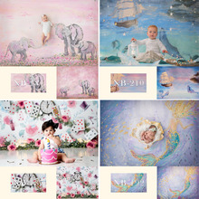 Newborn Baby Photography Backdrops Customized Baby Shower Birthday Party Photo Backdrop Backgrounds For Photo Studio sensfun masha and the bear photography backdrop for photo studio newborn baby shower children birthday party backgrounds