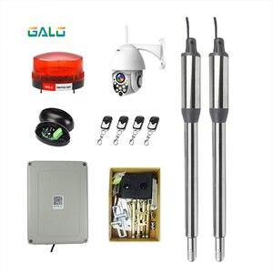 Image 1 - Paslanmaz otomatik kapısı açıcı kapıları GALO PKM 101 up to16 Feet uzunluğunda ve 650 pound çift salıncak kapısı