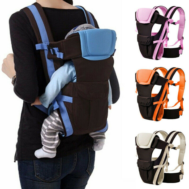 Infant  Backpack Mom Front Carrying Sling Seat Bag Wrap Summer 3In 1