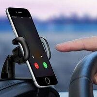 Car Phone Holder 360-Degree Rotation Automotive