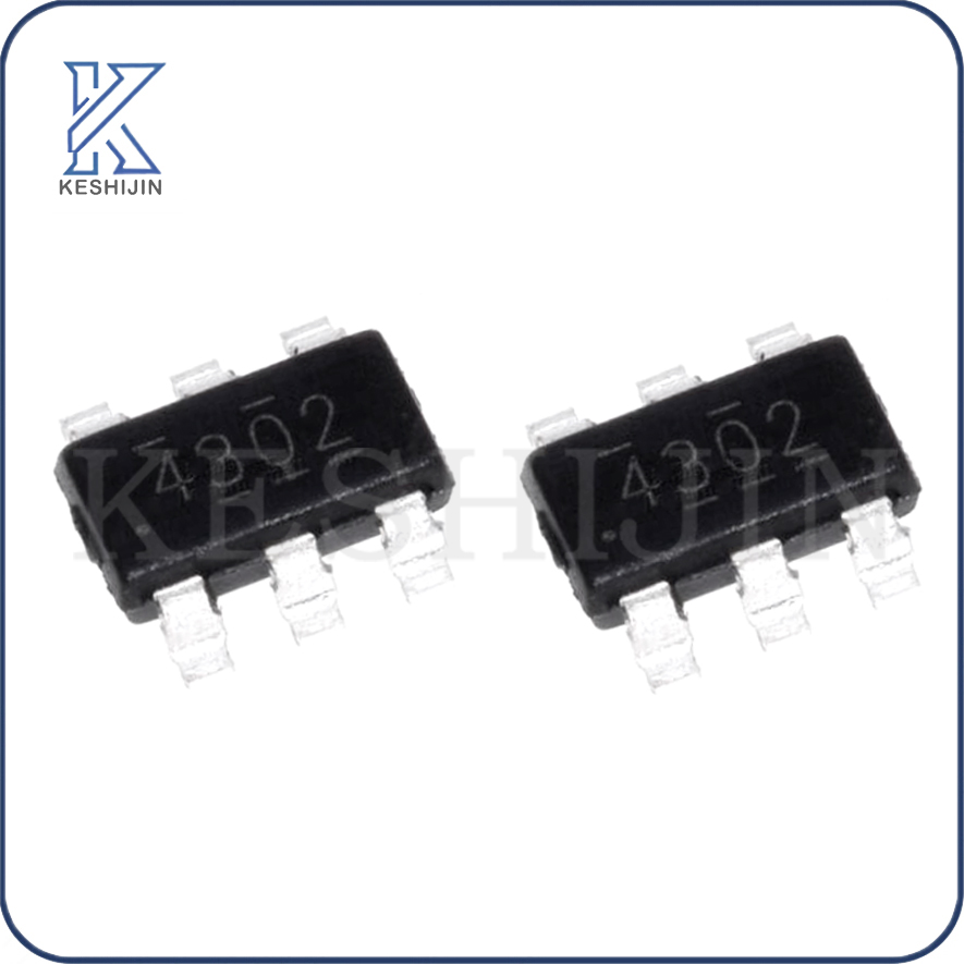 5 шт./лот TPS54302DDCR SOT-23-6 синхронный понижающий преобразователь чип новый и оригинальный