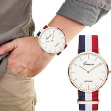 SB11 Ebey hot JOOM Lady watch casual simple nylon student qu