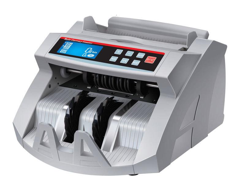 contador barato do dinheiro para o papel moedas do polimero com o detector do dinheiro da