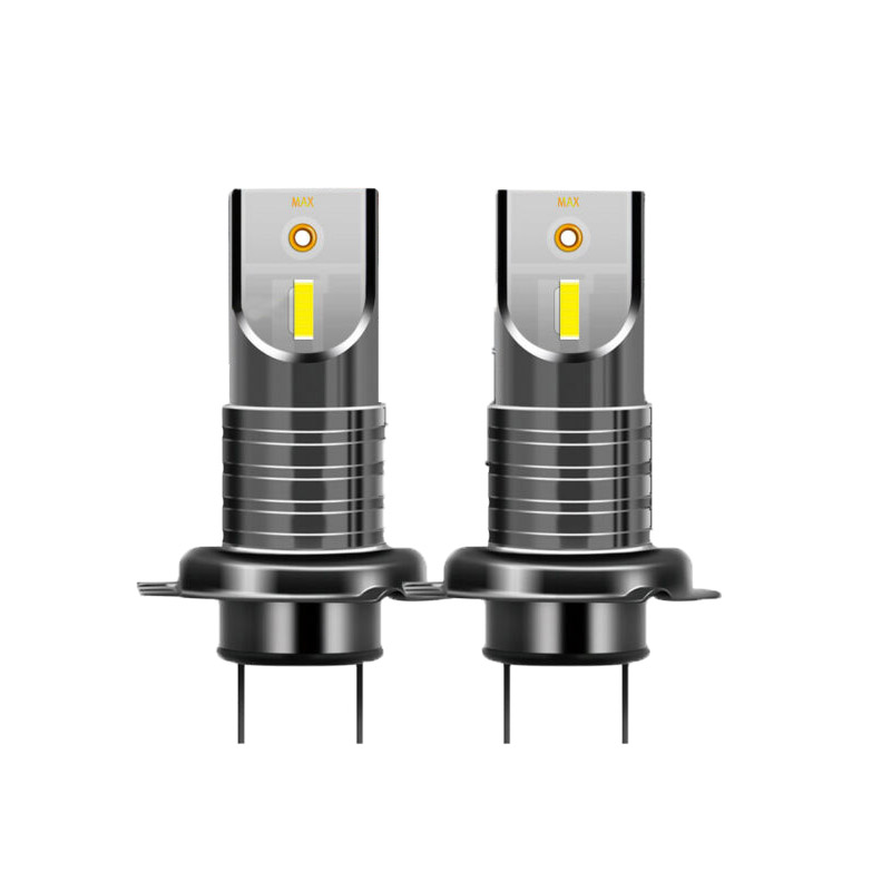 <font><b>H7</b></font> Auto 5050 CSP <font><b>LED</b></font> Headlight Kits Lights Canbus Error Free <font><b>20000LM</b></font> <font><b>6000K</b></font> 110W image