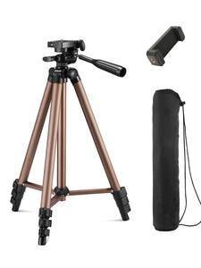 Camera Tripod Smartphone Travel Photographic Protable Lightweight Stativ for Mini