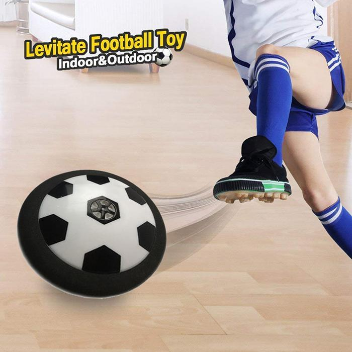 Air Suspended Football Football Floating Children Mini Development Toy Ball Toys Hovering Multi-surface Indoor Gliding Football