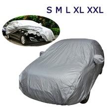 Vislone Đa Năng Ô Tô Xe Cover UV Bảo Vệ Tuyết Phủ Che Nắng Chống Nước Chống Bụi Chống Trầy Xước Sedan Phù Hợp Với Cho Sedan SUV